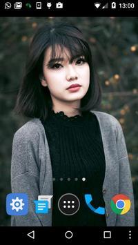 asian hot wallpaper screenshot 1