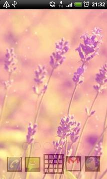 wallpaper lavender apk screenshot