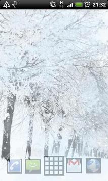 winter season wallpaper apk screenshot