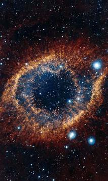space eye live wallpaper poster