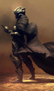 swords wallpaper poster