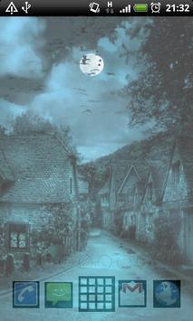 night sky wallpaper apk screenshot