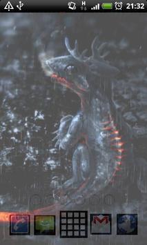wallpaper fire dragon apk screenshot