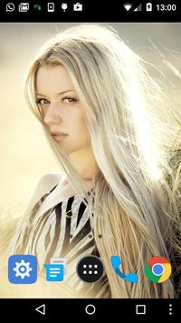 blonde wallpapers apk screenshot