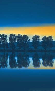 Fishing Lake Live Wallpaper poster