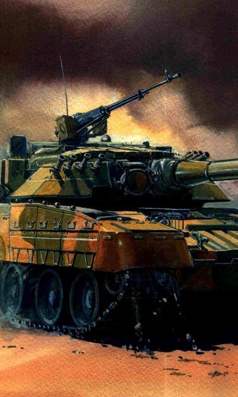 Android Icin Tank Boyama Live Wallpaper Apk Yi Indir