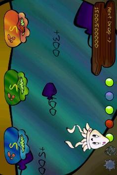 Aqua Squid Color Match poster