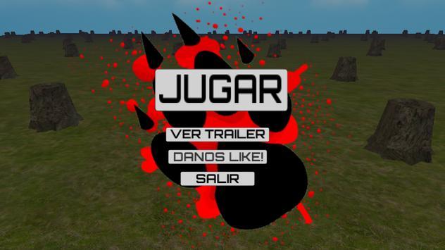 Danger Cross poster