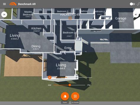 Benchmark Homes AR screenshot 8