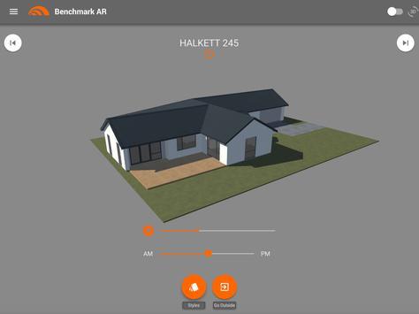Benchmark Homes AR screenshot 3
