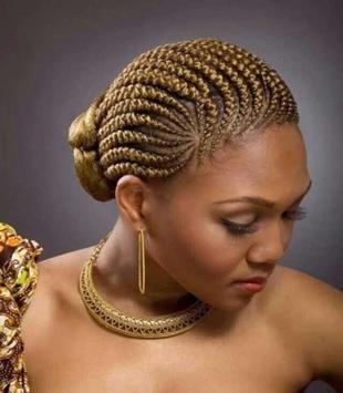 Cornrow Hairstyle screenshot 5