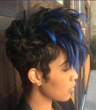 Short Black Women Haircuts syot layar 1