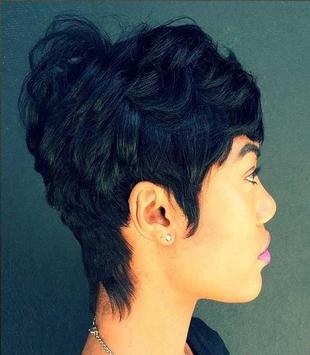 Short Black Women Haircuts penulis hantaran