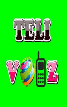 Teli voiz  Platinum apk screenshot