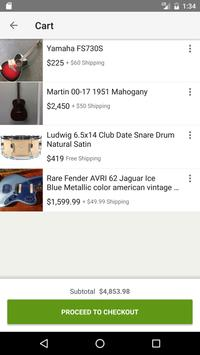 Reverb.com - Buy & Sell Gear apk screenshot