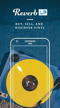 Reverb LP poster