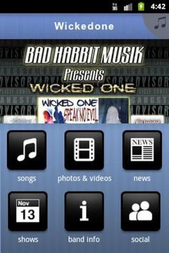 Wicked One screenshot 1