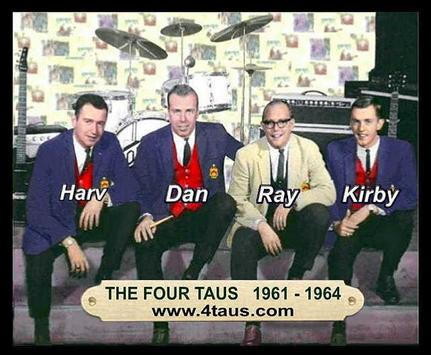 The Four Taus ポスター