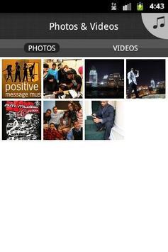 Positive Message Music screenshot 2