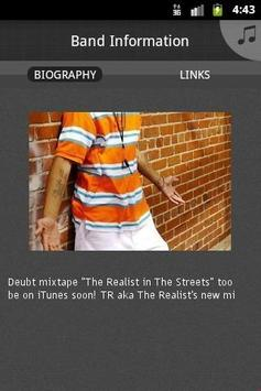 TR aka The Realist screenshot 3