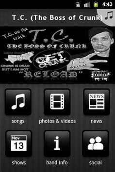 T.C. (The Boss of Crunk) screenshot 1