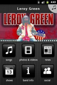 Leroy Green screenshot 1