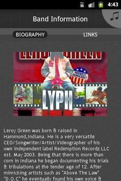 Leroy Green screenshot 3