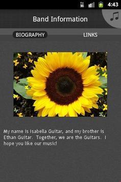The Guitars screenshot 3
