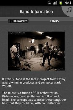 Butterfly Stone screenshot 3