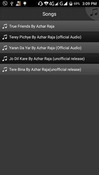 Azhar Raja Rap Music poster