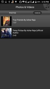 Azhar Raja Rap Music apk screenshot