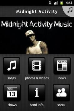 Midnight Activity screenshot 1