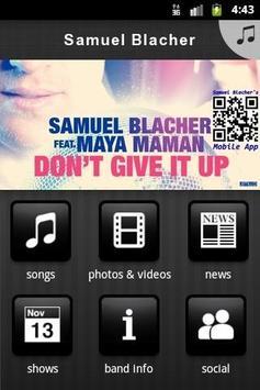 Samuel Blacher screenshot 1