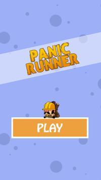 Panic Runner poster