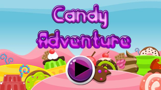 Candy lalaloopsy Adventure poster