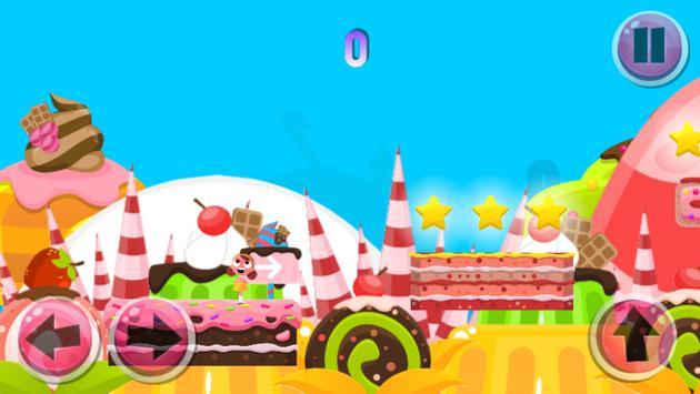 Candy lalaloopsy Adventure screenshot 1