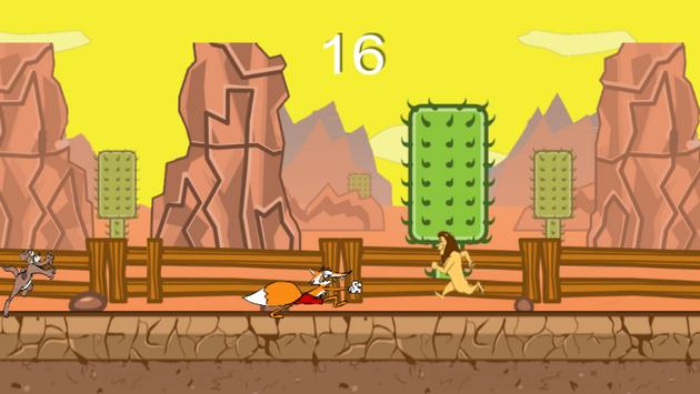 Cartoon fox apk screenshot