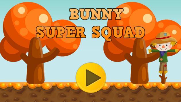 Bunny Super Squad screenshot 1
