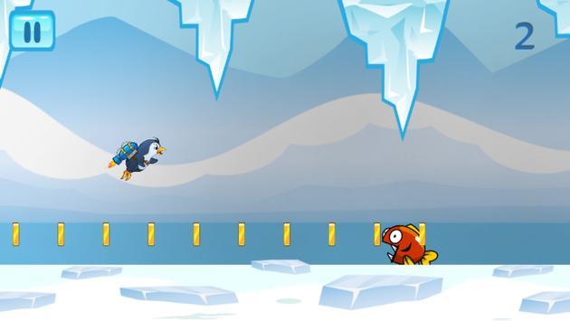 Flying Penguin screenshot 4