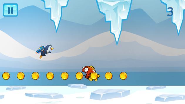 Flying Penguin screenshot 5