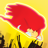Super Red Hero icon