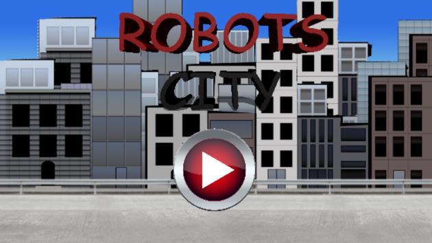 Robots City poster