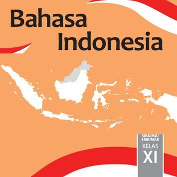 Bahasa Indonesia Kelas 11 poster
