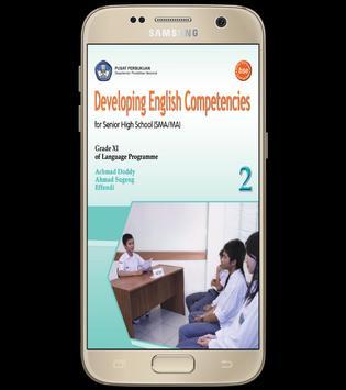 Bahasa Inggris Kelas 11 Program Bahasa MA-SMA screenshot 1