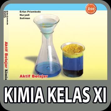 Kimia Kelas 11 MA/SMA poster