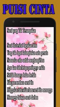 Kumpulan Puisi Cinta Romantis Für Android Apk Herunterladen