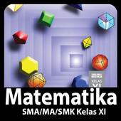 Matematika Kelas 11 MA/SMA/SMK icon