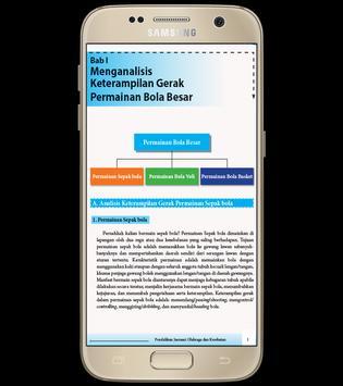 Penjaskes Kelas 11 MA/SMA/MAK/SMK screenshot 3