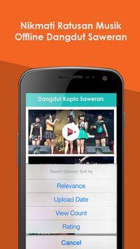 Offline Dangdut Koplo Saweran screenshot 2