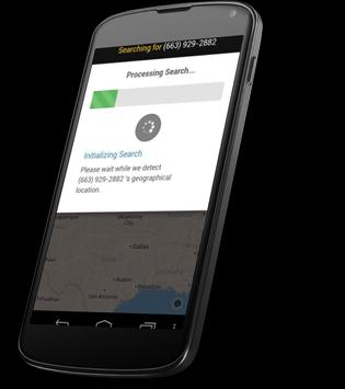 ... Reverse Phone Lookup (FREE) apk screenshot ...
